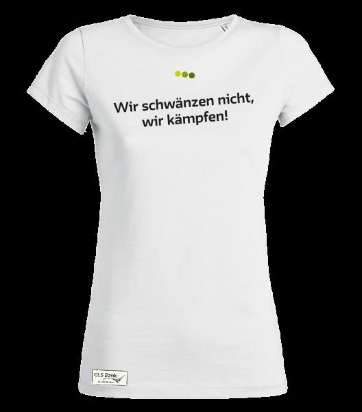 """Shirt """"Wir kämpfen"""""""