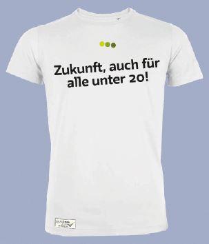 "Shirt ""Zukunft!"""